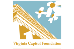 A logo that can be printed in full color or grayscale that speaks to the preservation of the Capitol and its Square.